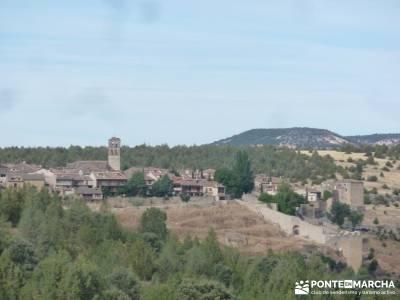 Cañones del Río Cega y  Santa Águeda  – Pedraza;ecoparque cercedilla excursiones por la sierra